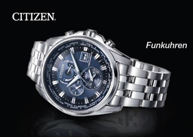 citizen funkuhren